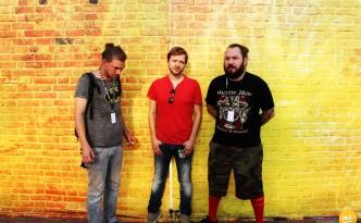 Le trio WeltEnd sur la Scène Off de la Foire Aux Vins 2015